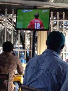 Manchester Derby match