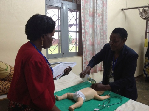 Pre-course assessment - Neonatal Resuscitation